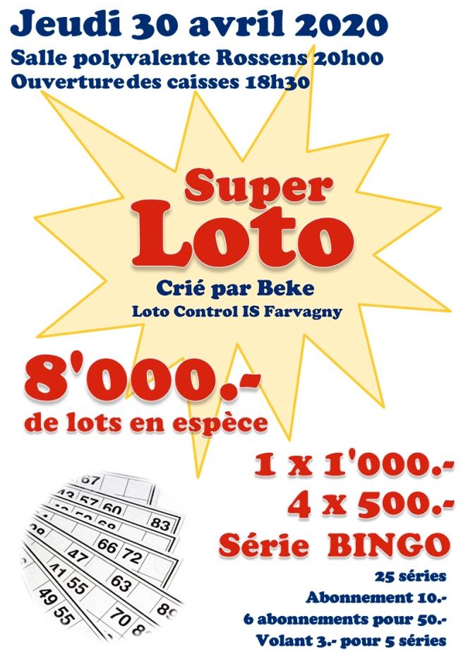Loto libretto bingo DEFINITIF